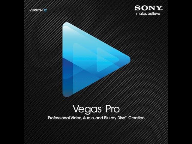 Как правильно сохранить видео в Sony Vegas Pro 13