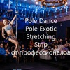 Студия танца на пилоне «Pole dance &Aerial»