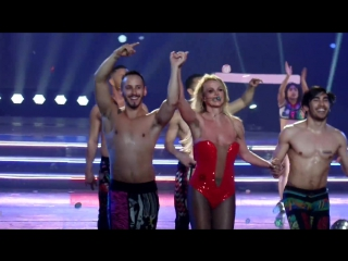 Britney Spears - Crazy, Till the world ends @ Planet Hollywood Las Vegas - 01 April 2017