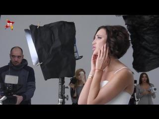 Ольга Бузова снимает свой первый клип на песню «Привыкаю»