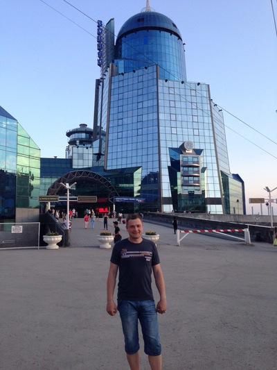 Евгений Акимов