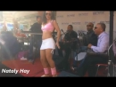 Nataly Hay Belly Dance sexy show 8264