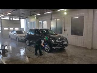 Автомойка в Бош Авто Сервисе