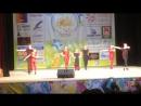 наше выступление на конкурсе 7 нот (второй танец)