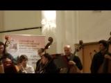 Ференц Лист. Фрагмент из Концерта для ф-но с оркестром №1