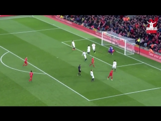 Sadio Mané - The First 11 Goals for Liverpool.