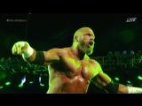 2017.04.02(5) - Матч без дисквалификации. Seth Rollins vs Triple H
