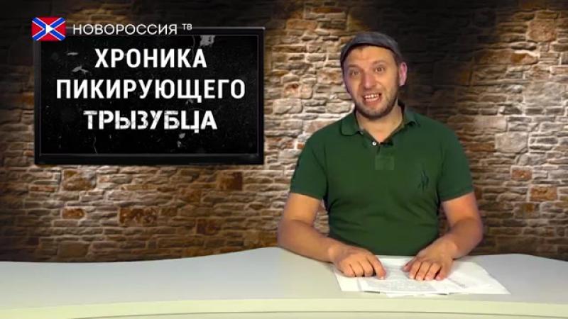Д.Селезнёв - Хроника пикирующего трызубца (Выпуск 55)