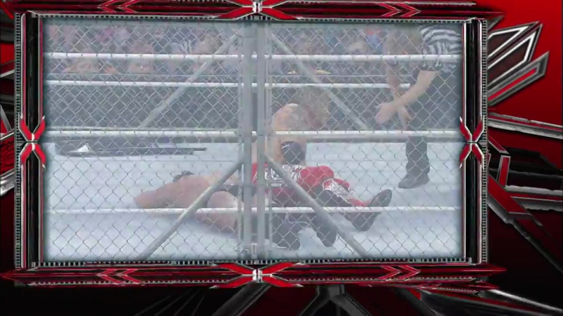 FULL MATCH - Edge vs. Chris Jericho - Steel Cage Match_ Extreme Rules 2010 (WWE