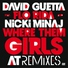 David Guetta - Where Them Girls At (feat. Nicki Minaj & Flo Rida) [Nicky Romero Remix]