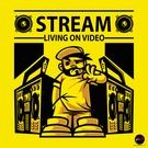 Stream - Living On Video