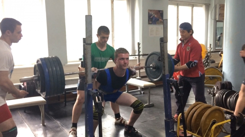 240kg by 74kg body work 16 years old