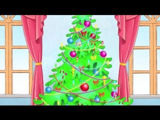 Песни для детей - Жила-была Царевна - Новогодняя песенка