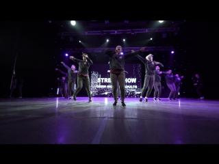 Lord Fam / Allyans Dance School Lord Fam | Street show/crew/Skilled Adults |Dance Monsters Fest 2017
