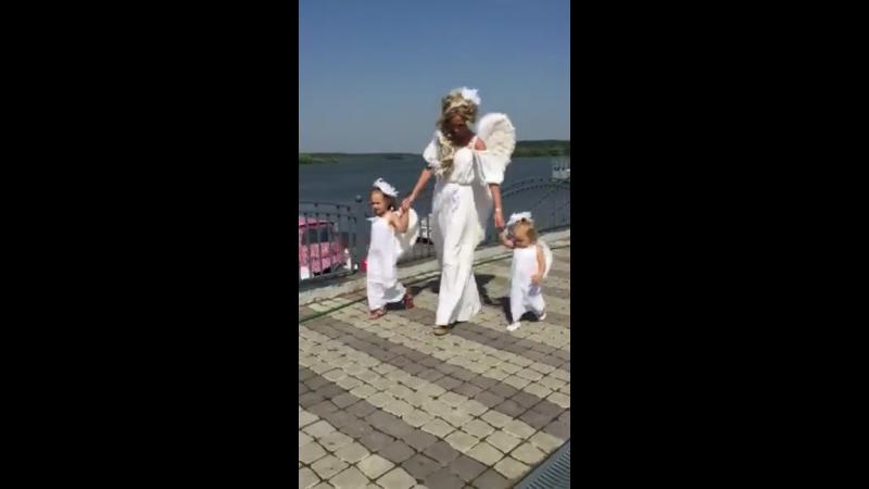 Салон красоты маверони принял участие в конкурсе Дефиле с мамой