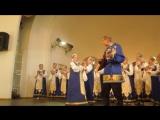 VII Международный фестиваль  конкурс хоров Северное бельканто  Народный хор русской песни