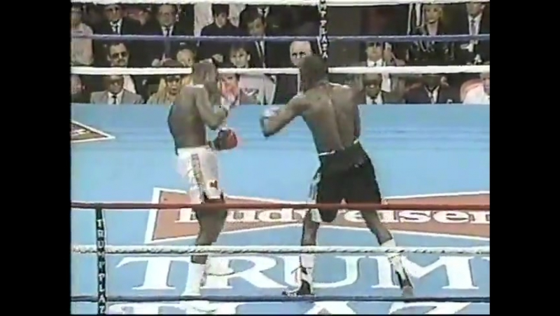 Джеймс Тони – Майк Маккаллум I_ James Toney – Mike McCallum I