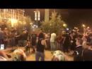 რას აკეთებენ თავისუფლების მოედანზე თურქები