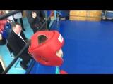 Синюгин Дамир - Плаха Андрей раздел кик-лайт до 26 кг.