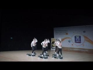 Чемпионат Мира Степ-аэробика