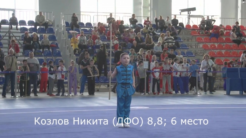 наньгунь, мальчики 10-1 место