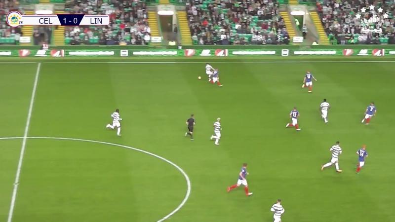 42 CL-2017/2018 Celtic FC - Linfield FC 4:0 (19.07.2017) HL