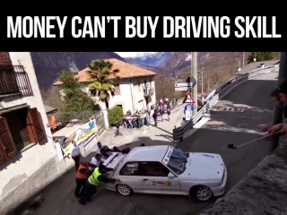 Money Can Buy Fast Cars But It Cant Buy Driving Skill