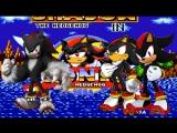 Shadow The Hedgehogin Sonic 1