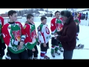 Исхаков Рафкат истэлегенэ уткэрелгэн хоккей ярышынын булэклэу олеше.
