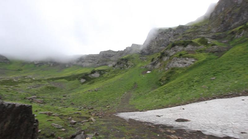 Горнолыжный курорт Горки город Высота 2200м