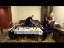 Званый ужин - Треш с Виаликой