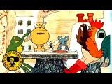 Терем теремок, мультфильм от УНЯША. #ПрокатУняша #Уняша #Мультфильм #СоветскиеМультфильмы