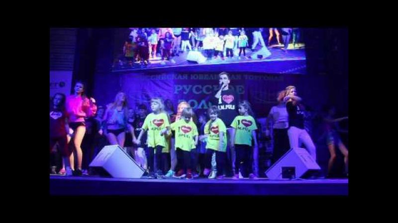 концерт школы танцев ИМПУЛЬС / песня ГОРЕ-ЗИМА
