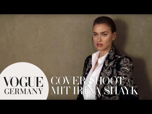 Cover Shoot mit Irina Shayk –Zeitreise der Mode im Video |VOGUE Behind the Scenes