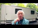 Tournage du film Mrs Mills avec Pierre Richard à Saint-Maur