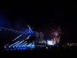 Jerusalem 50 - HaTikvah and Fireworks