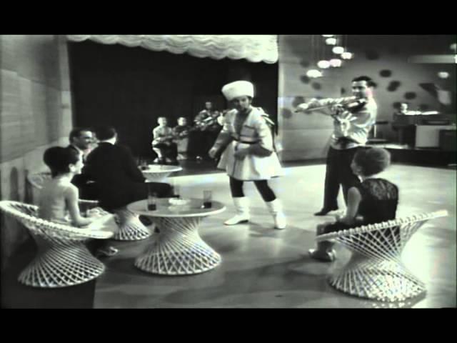 Boris Rubaschkin Balalaika-Orchester - Zwei Gitarren (Две Гитары) 1968