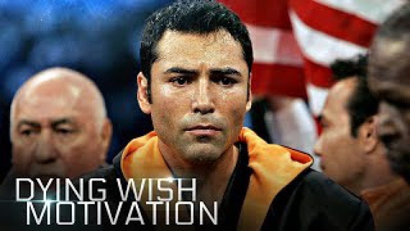 A Dying-wish (Boxing Inspiration)