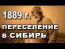 Разорение или Великое Крестьянское Переселение в Сибирь Закон 1889 года