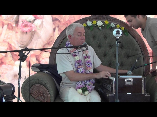 Суть бхакти-йоги (ШБ 1.7.1-47) (Е.М. Чайтанья Чандра Чаран прабху) - 13.09.2016