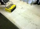 Отмыть керамогранит, плитку, мрамор и многое другое - пару пустяков !