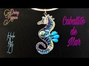 Caballito de Mar Alambrismo DIY Sea Horse Wire Wrapped