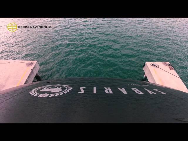Парусная яхта Perini Navi : 70m S/Y Sybaris