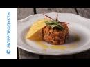 Тартар из Семги Nachos Style iCOOKGOOD on FOOD TV Морепродукты