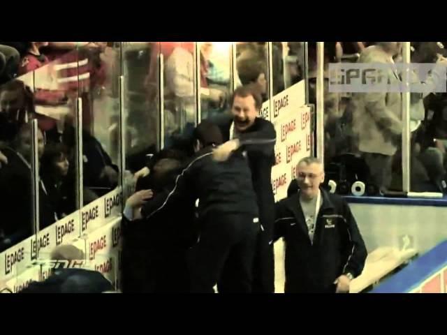 Илья Ковальчук победная шайба на ЧМ 2008