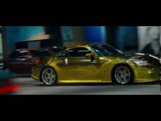 The Fast The Furious Toyko Drift - Chase Han's Death