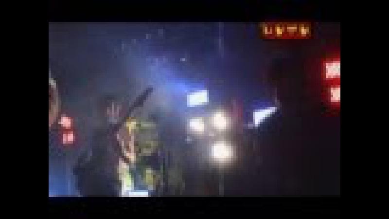 The Dillinger Escape Plan - LIVE Full Show PRO SHOT (UVTV)