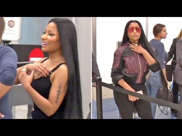 Nicki Minaj Says 'I Love Ariana Grande And The People Of The UK' Following Tragic Attack