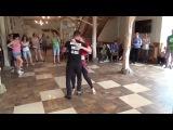 MK Bachata Sensual - Евгений Волков и Анастасия Барабаш (Agua Blanca Salsa Festival)