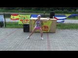 MK Reggaeton - Irina Kozar - Agua Blanca Salsa Festival